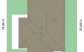 План проекта Дом по размеру - 2