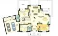 План проекта Дом с Колоннами (миниатюра)