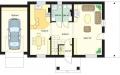 План проекта Радостный с гаражом - 2