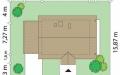 План проекта Радостный с гаражом - 4