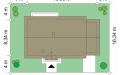 План проекта Солнечный с гаражом - 2