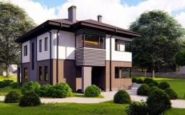проект дома - Zz9