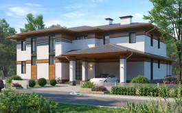 проект дома - Хаген