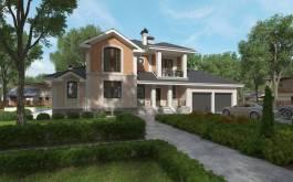 проект дома - 88-52