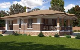 проект дома - 90-34