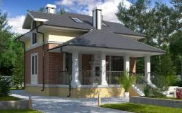 проект дома - 92-20