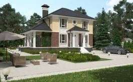 проект дома - 92-24