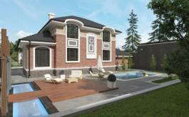 проект дома - 92-35