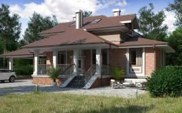 проект дома - 92-36