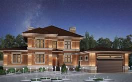 проект дома - 96-37