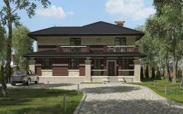 проект дома - 96-91