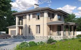 проект дома - 98-20