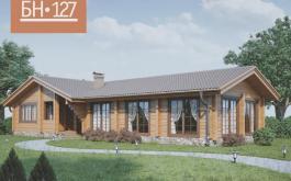 проект Баня БН 127