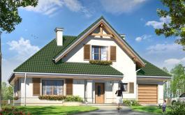 проект Дом в Березках