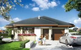 проект Дом по размеру
