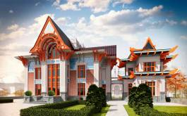проект Вилла Евгения