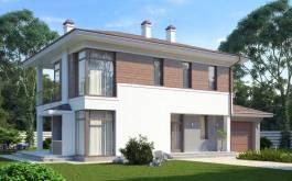проект дома - Монелья