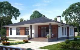 проект дома - Дафни