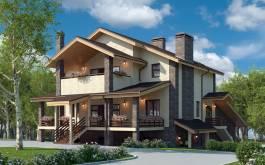 проект дома - Сиера