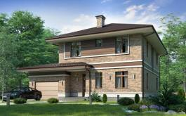 проект дома - Верден 2