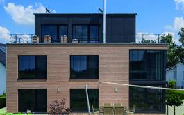 проект Kundenhaus Steinenbronn